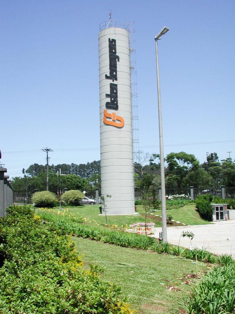 torres d'água